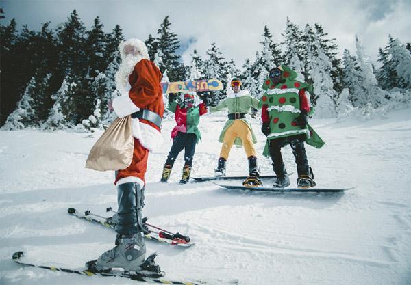 Soirée de fin d'année – Le Père Noël est-il audacieux ?